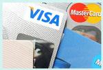 各種カード利用可能宣言